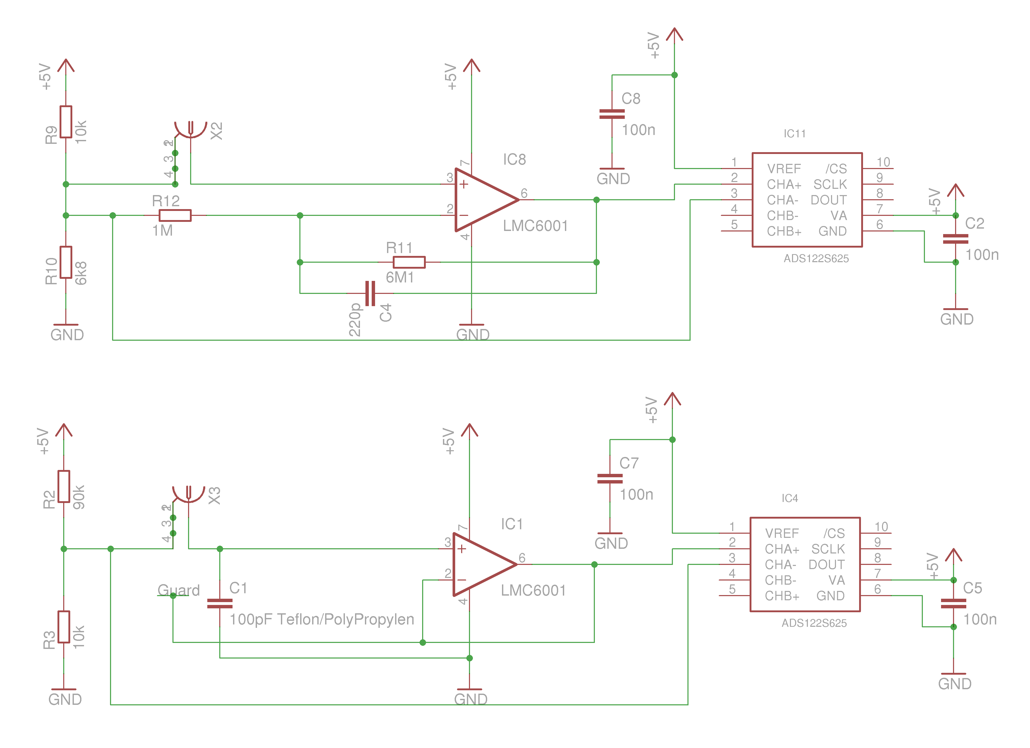 Electronics Irc Archive For 2014 11 02 100mw Stereo Amplifier Circuit Based Tl082